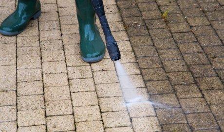 Nettoyage des extérieurs en Bourgogne